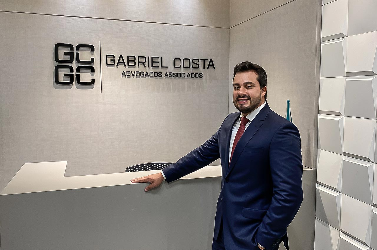 Advogado Gabriel Costa
