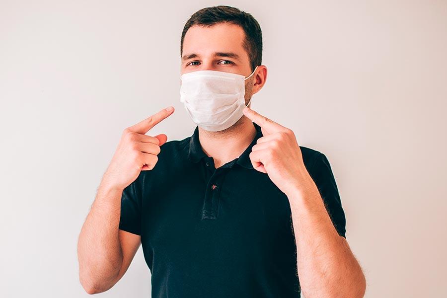 Devo usar máscara contra o Covid-19?