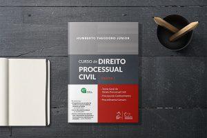 Livro Curso de Direito Processual Civil