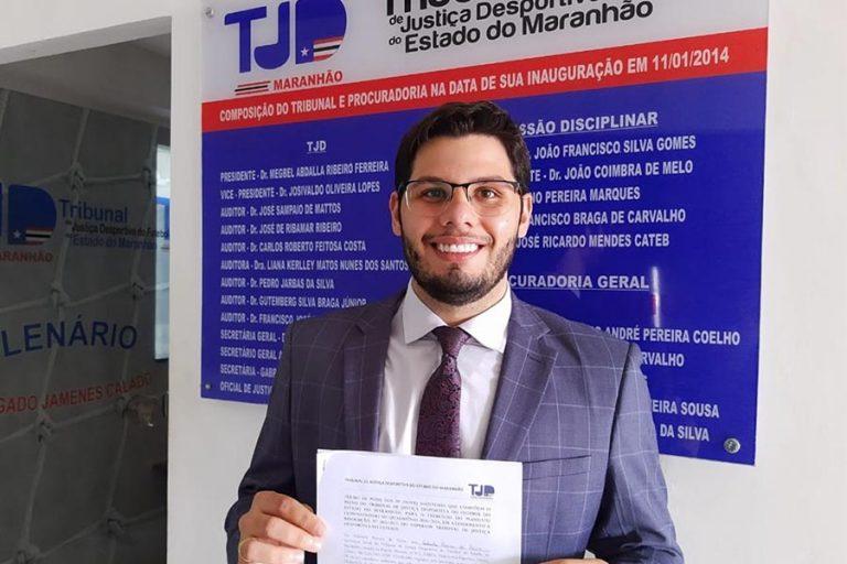 O advogado Kalil Boahid é um dos nove auditores do TJD Maranhão